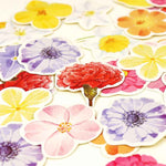 Flower Stickers - Stationery - Selling Social