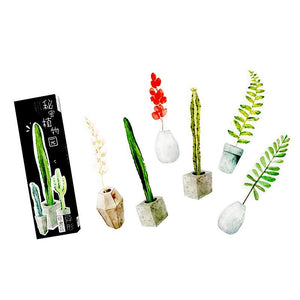 Pack of 30 Potted Plant Bookmark Set - Stationery - Selling Social