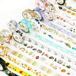 Summer Inspired Washi Tapes - Stationery - Selling Social