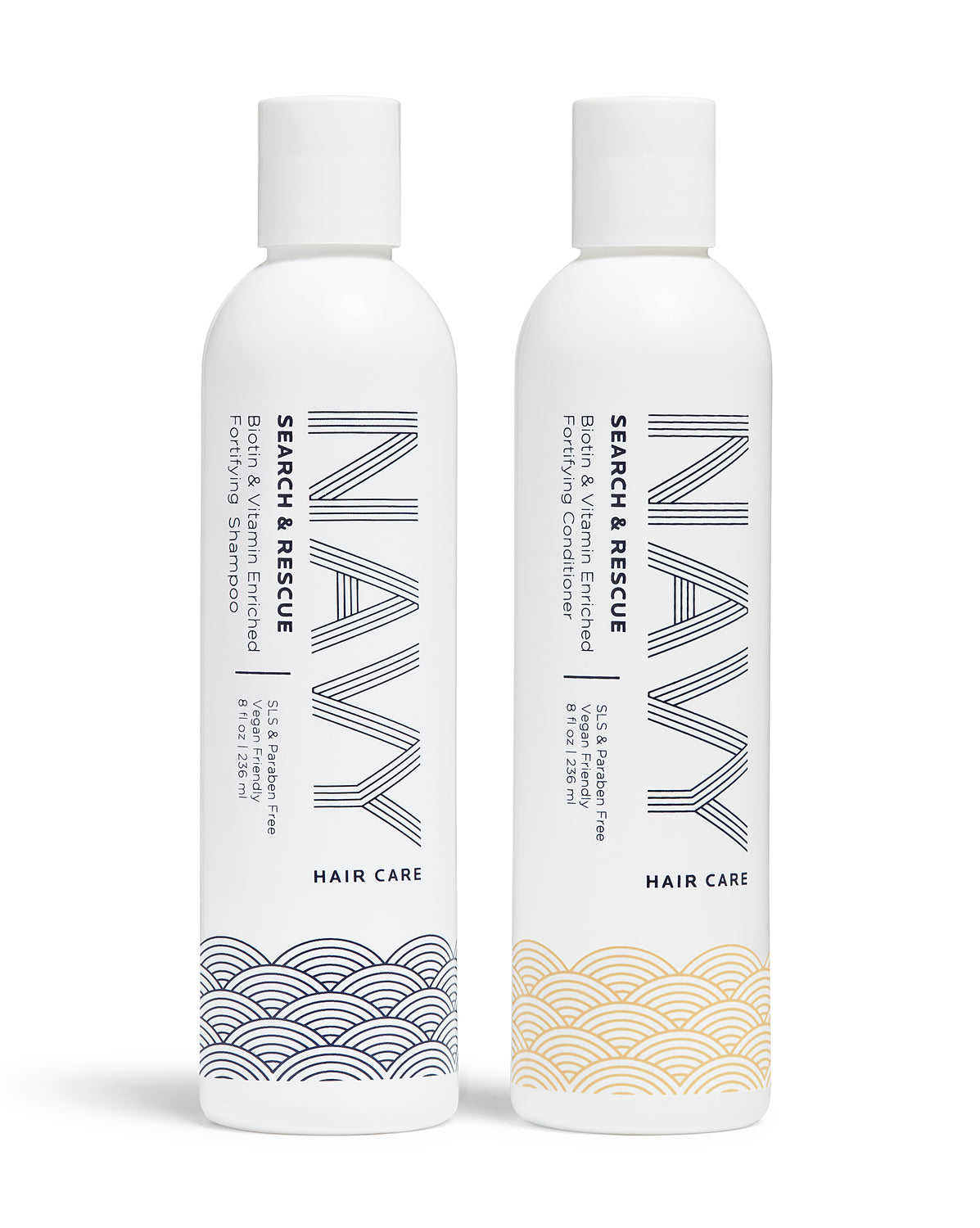 Search & Rescue - Shampoo and Conditioner