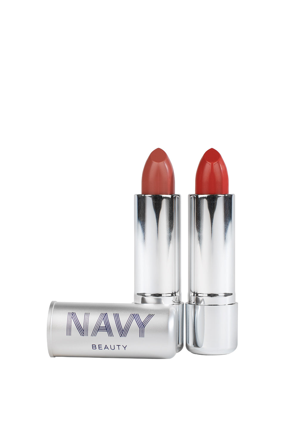 NAVY Beauty & Kylee Campbell Lip Color Duo: Catch Me Dancing & Noods