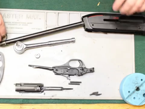 Video: How to completely disassemble the Winchester SX3