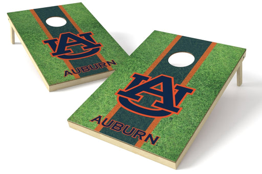 Auburn Tigers 2x3 Cornhole Board Set - Field