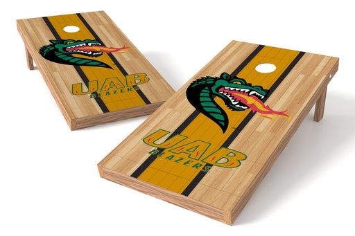 Alabama at Birmingham, U of 2x4 Cornhole Board Set - Wood