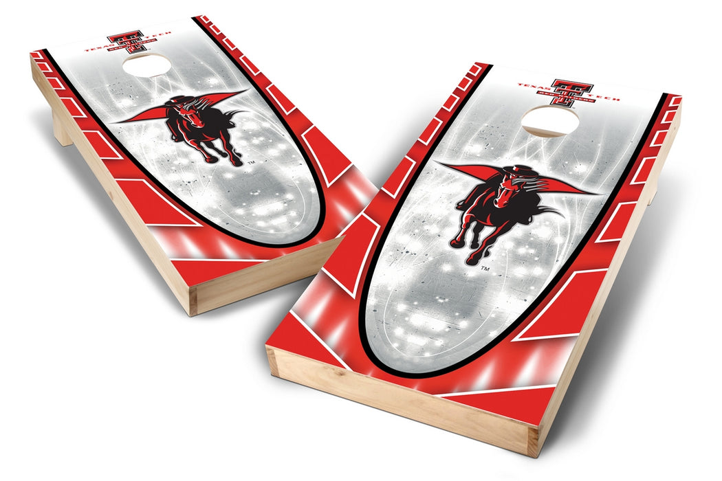 Texas Tech Red Raiders 2x4 Cornhole Board Set - Hot