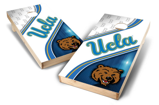 UCLA Bruins 2x4 Cornhole Board Set - Swirl