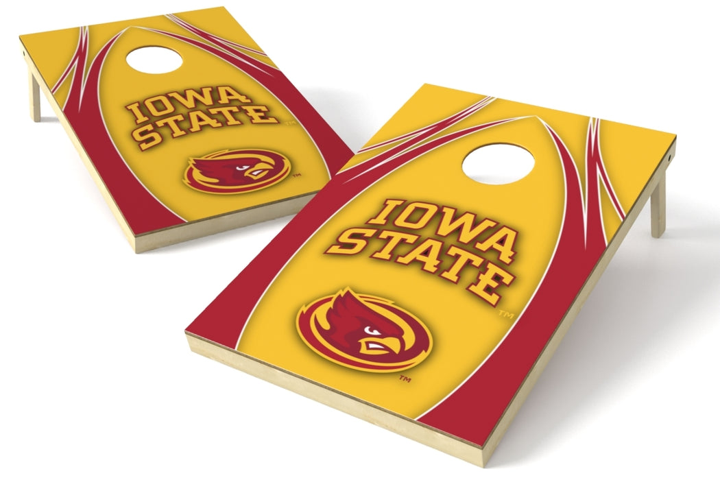 Iowa State Cyclones 2x3 Cornhole Board Set