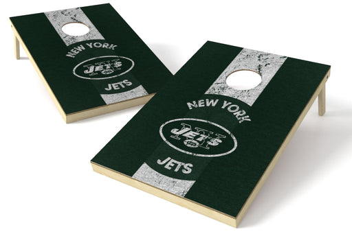 New York Jets 2x3 Cornhole Board Set - Heritage