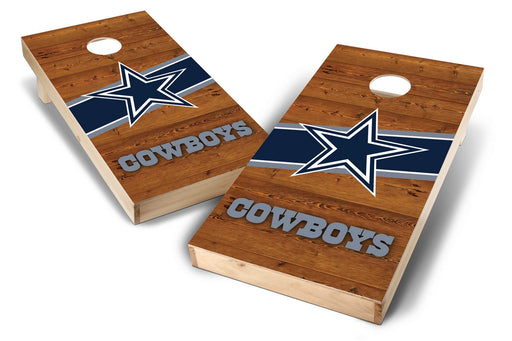 Dallas Cowboys 2x4 Cornhole Board Set - Logo