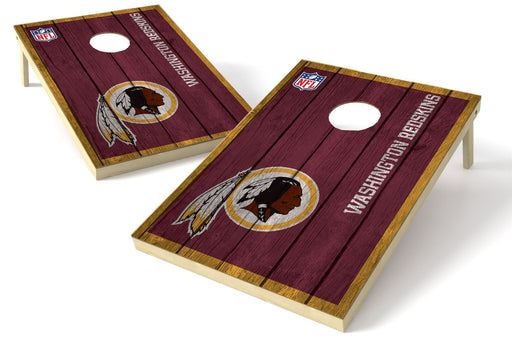 Washington Redskins 2x3 Cornhole Board Set - Vintage