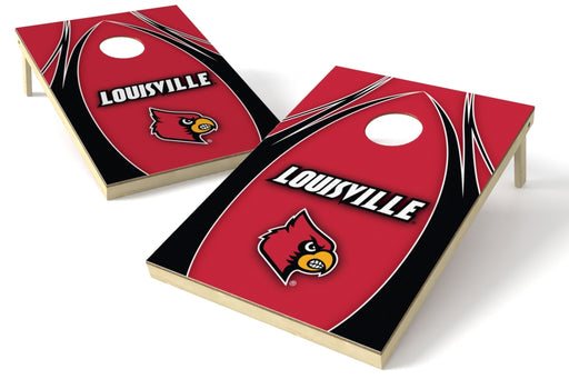 Louisville Cardinals 2x3 Cornhole Board Set