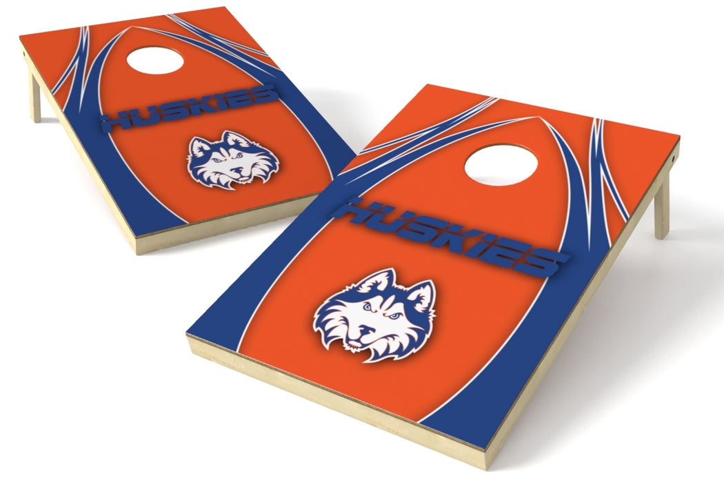 Houston Baptist 2x3 Cornhole Board Set