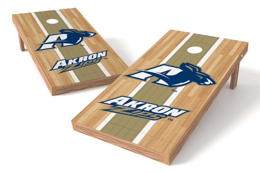 Akron 2x4 Cornhole Board Set - Wood