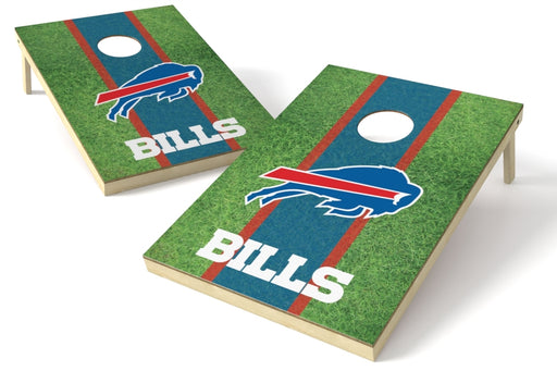 Buffalo Bills 2x3 Cornhole Board Set - Field