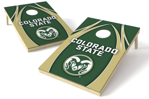 Colorado State Rams 2x3 Cornhole Board Set