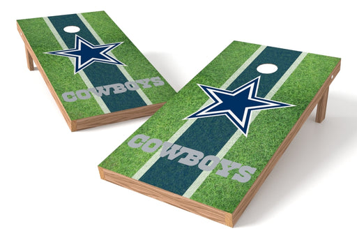 Dallas Cowboys 2x4 Cornhole Board Set - Field