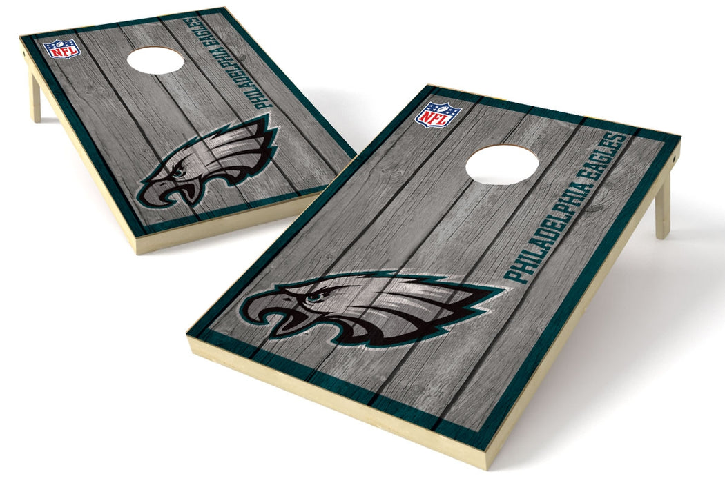 Philadelphia Eagles 2x3 Cornhole Board Set - Vintage