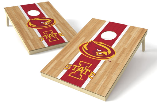 Iowa State Cyclones 2x3 Cornhole Board Set - Hardwood
