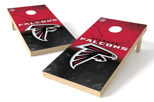 Atlanta Falcons 2x4 Cornhole Board Set - Logo