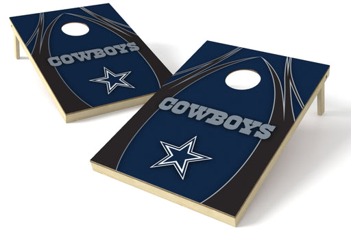 Dallas Cowboys 2x3 Cornhole Board Set