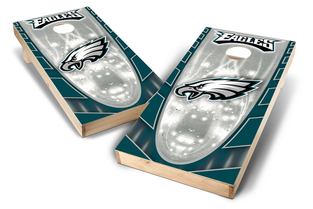 Philadelphia Eagles 2x4 Cornhole Board Set - Hot