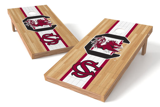 South Carolina Gamecocks 2x4 Cornhole Board Set - Wood