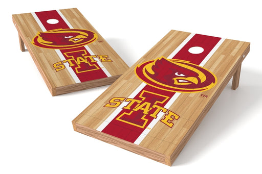 Iowa State Cyclones 2x4 Cornhole Board Set - Wood