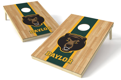 Baylor Bears 2x3 Cornhole Board Set - Hardwood