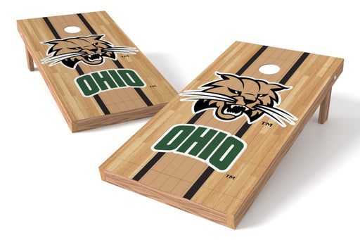 Ohio Bobcats 2x4 Cornhole Board Set - Wood