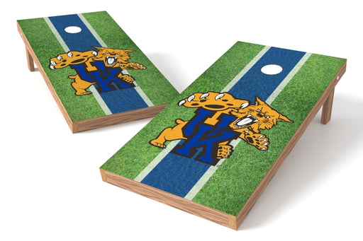 Kentucky Wildcats 2x4 Cornhole Board Set - Field