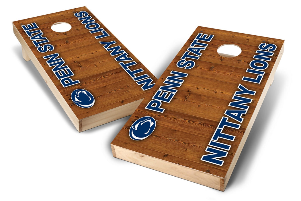 Penn State Nittany Lions 2x4 Cornhole Board Set - Vertical