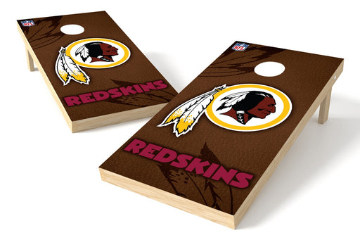 Washington Redskins 2x4 Cornhole Board Set - Logo