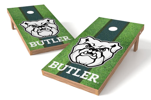 Butler Bulldogs 2x4 Cornhole Board Set - Field