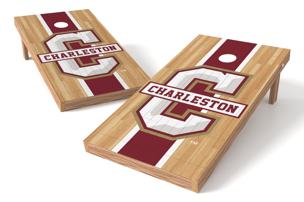 Charleston, College of 2x4 Cornhole Board Set - Wood