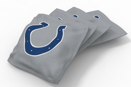 Indianapolis Colts Solid Bean Bags - 4pk