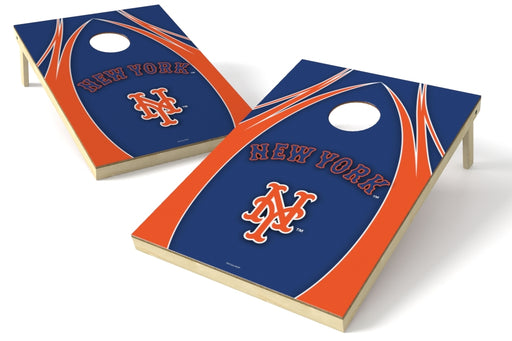 New York Mets 2x3 Cornhole Board Set