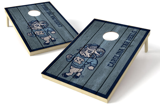 North Carolina Tar Heels 2x3 Cornhole Board Set - Vintage