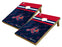 Atlanta Braves 2x3 Cornhole Board Set - Glove