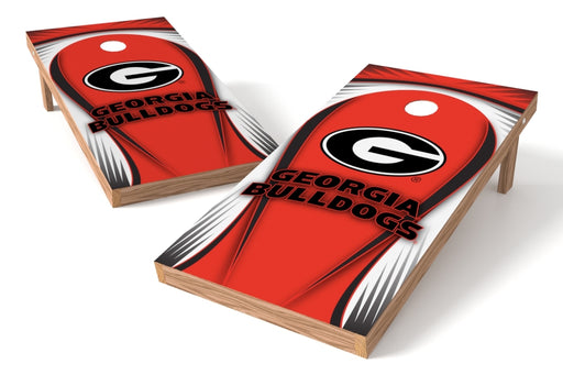 Georgia Bulldogs  2x4 Cornhole Board Set - Drop