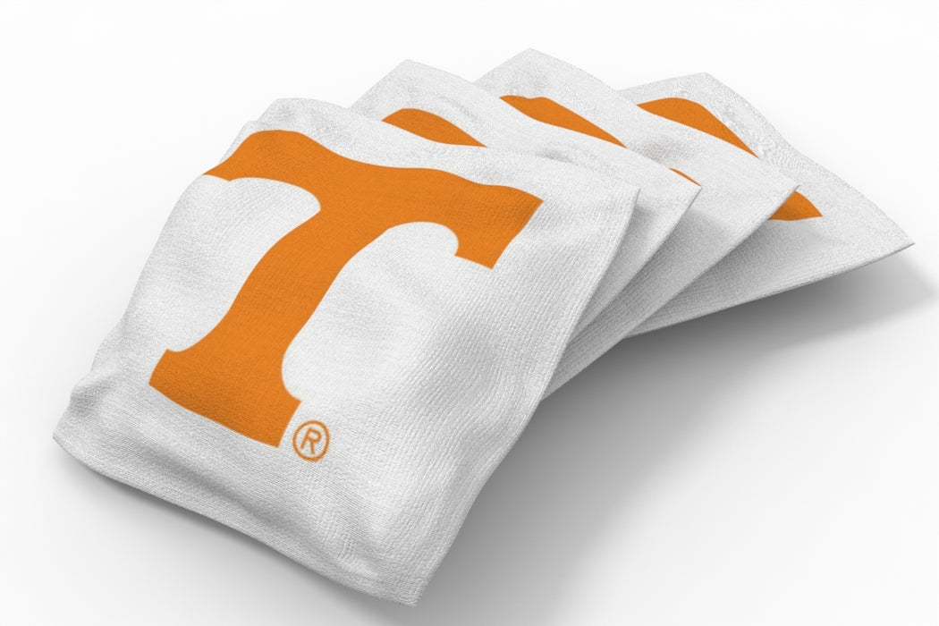 Tennessee Volunteers 2x4 Cornhole Board Set Onyx Stained - Uniform