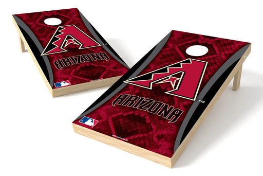 Arizona Diamondbacks 2x4 Cornhole Board Set - Logo