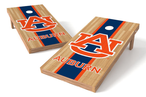 Auburn Tigers 2x4 Cornhole Board Set - Wood