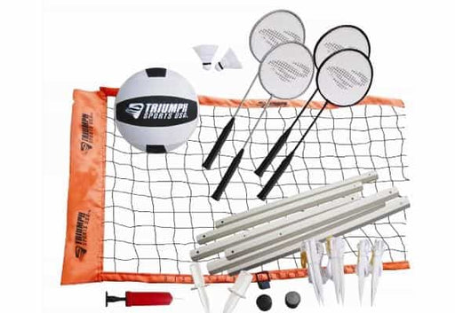 Volleyball / Badminton Combo