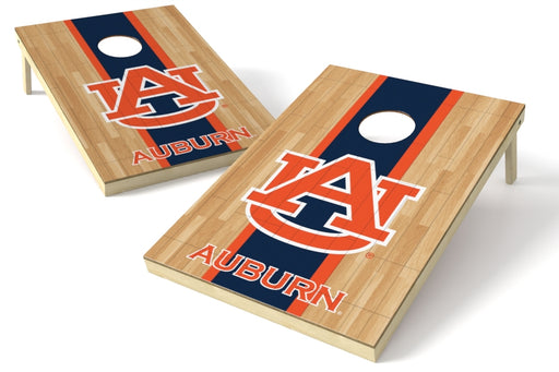 Auburn Tigers 2x3 Cornhole Board Set - Hardwood