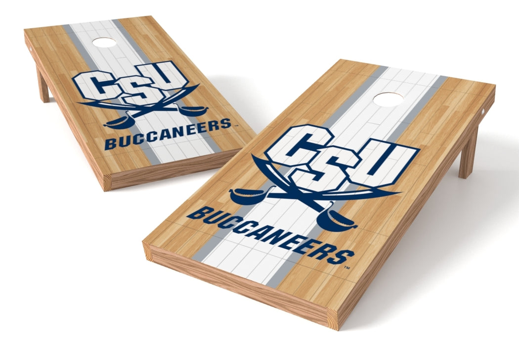 Charleston Southern U 2x4 Cornhole Board Set - Wood