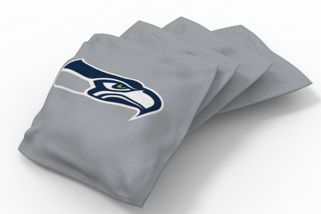 Seattle Seahawks 2x4 Cornhole Board Set - Arch