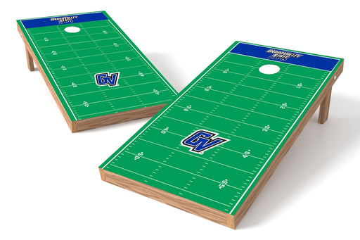 Grand Valley State 2x4 Cornhole Board Set - Field
