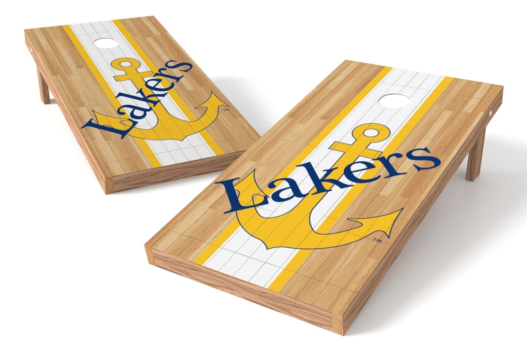 Lake Superior State U 2x4 Cornhole Board Set - Wood