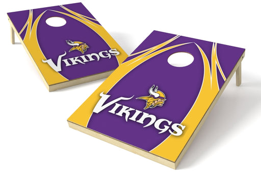Minnesota Vikings 2x3 Cornhole Board Set