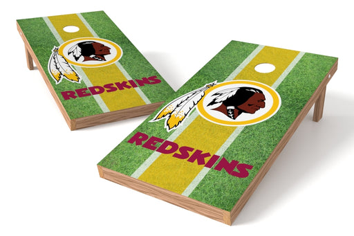 Washington Redskins 2x4 Cornhole Board Set - Field